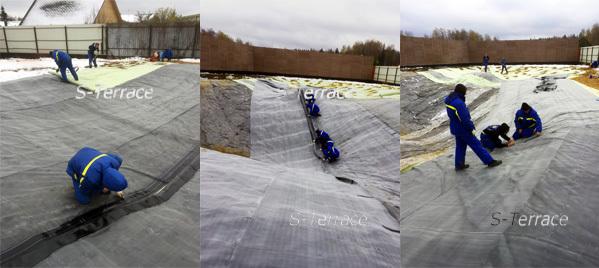 Гидроизоляция мостовых швов